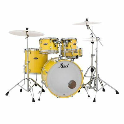 Pearl Decade Maple 22 American Fusion 5pc Kit – Solid Yellow