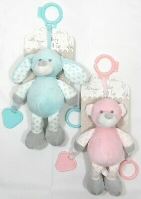 Baby Babies Childrens Kids Toys Cot toy Crib Rattle Elli Raff Soft Chime cuddle