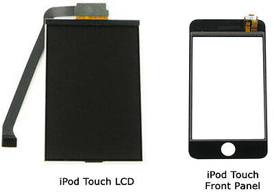Apple iPod Touch 1G Replacement LCD Display & Front Glass