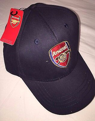 New Official Licensed Arsenal Cap Fa Cup Finalists Original Tags-Gunners