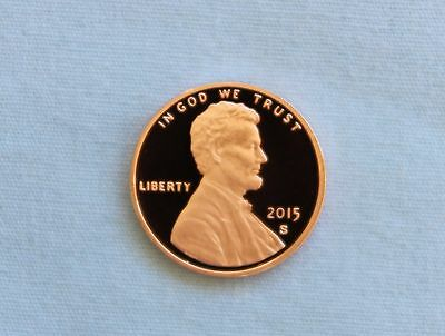 2015-S Lincoln Proof Cent Gem Ultra Deep Cameo Sharp!!