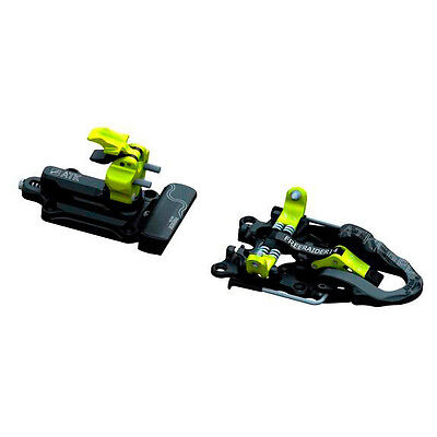 Atk Race Freeraider 14 2.0 102mm 102 mm Yellow   Black Bindungen berg