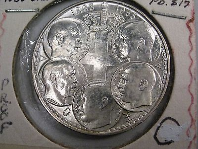 Scarce 1963 SILVER  30 DRACHMA coin. GREECE.  Better Grade. Royal Dynasty.