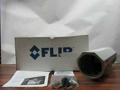 New FLIR F-Series Outdoor Enclosure Cage w/ Install Manual & Spare Parts Kit