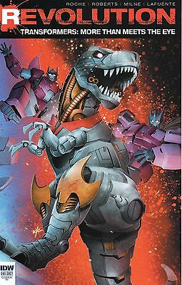 Transformers More Than Meets The Eye Revolution #1 (NM) `16 (VARIANT)