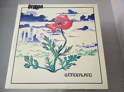 "DEMON - Wonderland 12"" Single 12 CLAY 41"