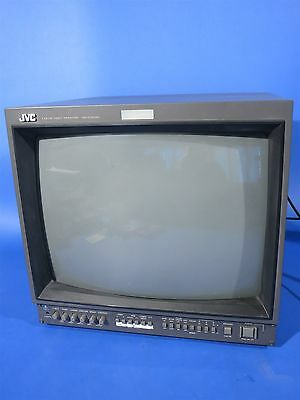 "JVC VM-R190SU 19"" Color CRT Broadcast Video Monitor"