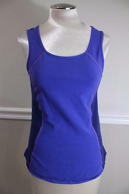 Lululemon Athletica Women's Purple Yoga Workout Top Size 10 (lu100