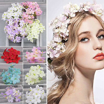 Fad Wedding Bridal Flower Hairpin Hair Clip Bridesmaid Accessories Women Jewelry