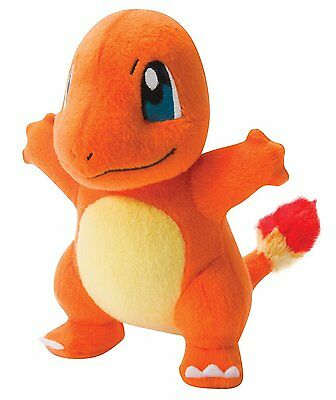 Pokémon XY Offical Tomy  Small Plush Charmander T18681 / T18536