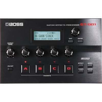 Boss GT001 Guitar Effects Processor