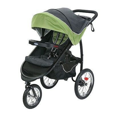 Graco FastAction Fold Jogger Click Connect - Piazza