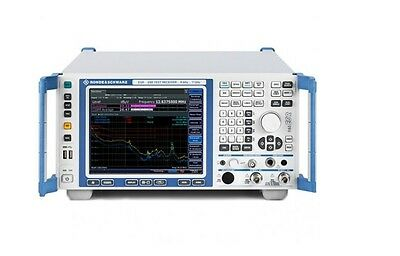 Rohde & Schwarz ESR7 EMI Test Receiver, 9 kHz to 7 GHz with Options