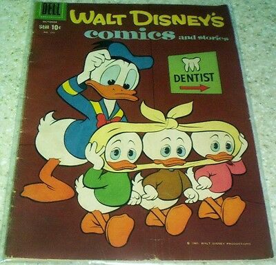 50/% off Guide Walt Disney/'s Comics and Stories 299 VG//FN 5.0 Wild about Flowers