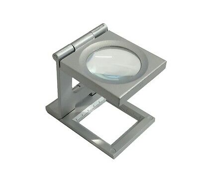 Rdgtools Folding Magnifyer With Scale Map Reading Investigative Work Eye Loupe