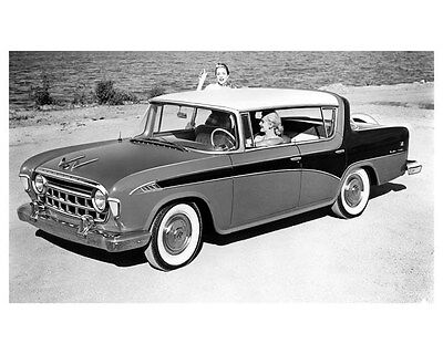 1956 Rambler ORIGINAL Factory Photo oua9966