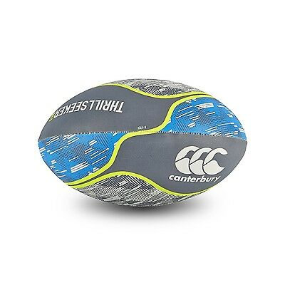 Canterbury Thrill Seeker Rugbyball Quiet Shade Size 5