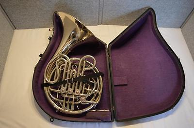 Vintage Holton H179 Farkas Series Fixed Bell Double Horn - Excellent Player