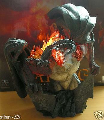 Balrog Bust ~ Tolkien ~ Lord Of The Rings ~ Gentle Giant ~ New!!