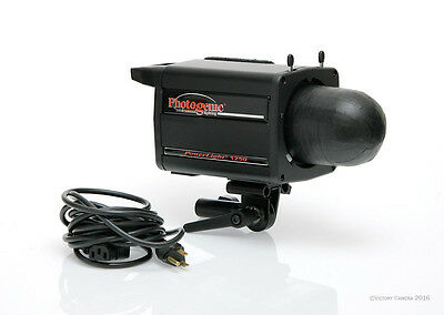 Photogenic Powerlight 1250 Monolight Flash (411-13)