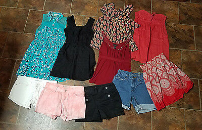 Big Lot of 10 Dressy Teen/Junior Clothing Size XS