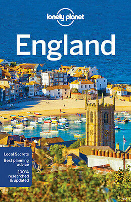 ENGLAND Lonely Planet Travel Guide