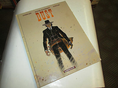 DUST ..mister Blueberry-EO-2005..DARGAUD .