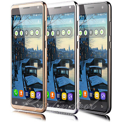 "Cheap Factory Unlocked 5.5"" Mobile Phone Android 5.1 Quad Core 3G GPS Smartphone"