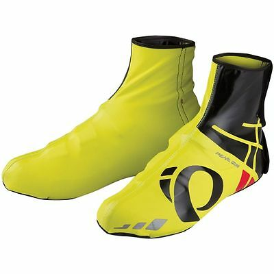 Pearl Izumi Pro Barrier WXB Cycling Shoe Covers Screaming Yellow Medium
