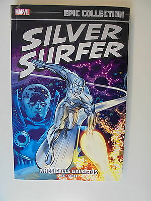 Silver Surfer US Marvel Comic Epic Collection  Zustand Sehr gut
