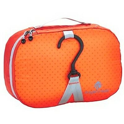 Eagle Creek Pack It Specter Wallaby Toiletry Bag (Size Small) Flame Orange