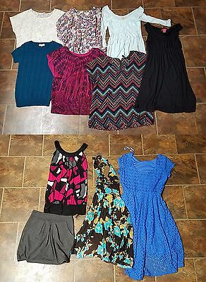 Mixed Lot of 11 Teens/Women's Dressy Clothes Size Small