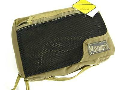 MAXPEDITION Khaki Individual FIRST AID POUCH 0329K New!