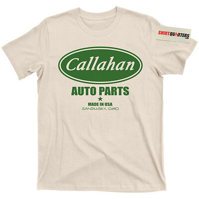 Details about  /Tommy Boy The Movie Callahan Auto Parts Logo Adult T Shirt