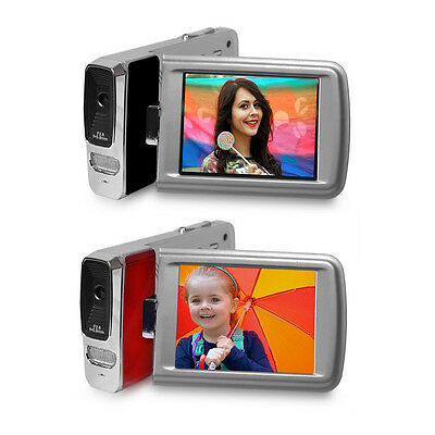 """Polaroid ID1440 14MP 4x Zoom HD 1080p Camcorder with 2.7"""" LCD Screen"""