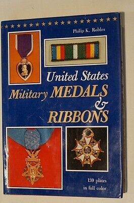 US Vietnam United States Military Medals and Ribbons Reference Book