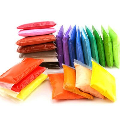 50g/bag slime Play Magic Diy Colorful Kid Child Indoor Toy  New LAUS