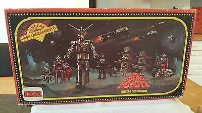 Antiker Comansi Cosmo Robots Playset in Mint/Boxed 60iger