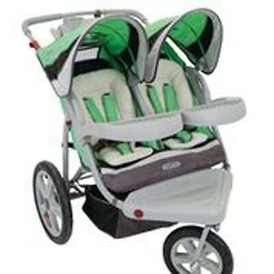 In-Step Grand Safari Double Jogger