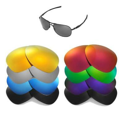 f37912453d Walleva Replacemen t Lenses for Oakley Plaintiff Sunglasses -Multiple  Options