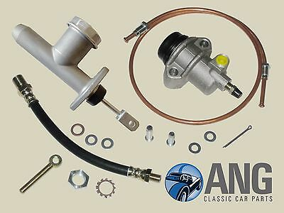 MGB, MGB-GT (1800cc) '62-'80 CLUTCH HYDRAULIC REPLACEMENT KIT