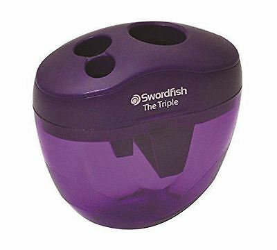 Snopake Triple 3 Hole Pencil Sharpener