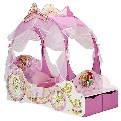 Disney Princess Carriage Junior Toddler Bed New Bedroom Furniture
