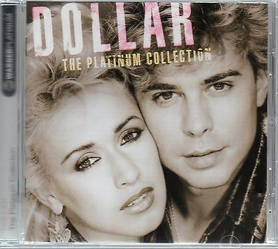 DOLLAR - The Platinum Collection - CD Album *Best Of**Greatest Hits**Singles*
