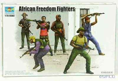 Trumpeter 1:35 00438 African Freedom Fighters - NEU!