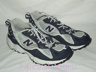 NEW BALANCE 470 Gray/Blue Trail Running Sneakers Mens Size 13 D
