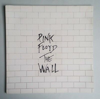 Pink Floyd - The Wall - 2 × Vinyl LP UK 1979