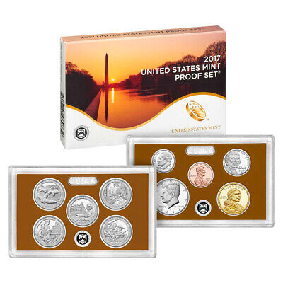 2017 US Mint Proof Set (17RG)