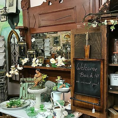 Entire 4,000 Square Foot Antique/gift Store Inventory