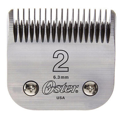 Oster Professional Replacement Hair Clipper Blade 76918-126 Size 2 Classic 76